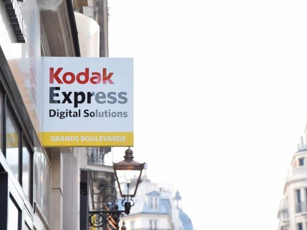 Kodak Express Paris 2 Grands Boulevards