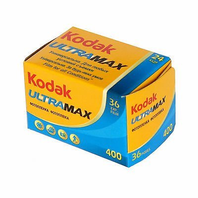 Kodak Ultramax 400 135-36 poses Paris 2