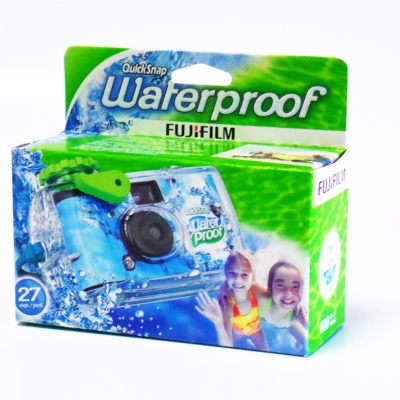 Fuji Quick Snap Waterproof 27 poses Unité