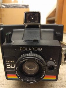 Polaroid Kodak Express Paris 2