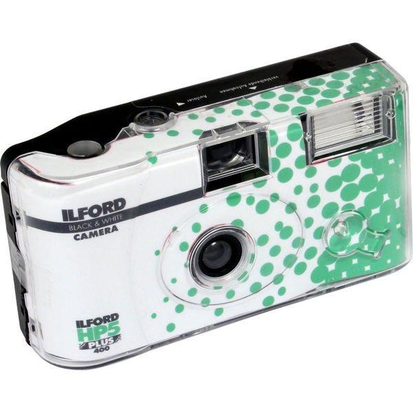 Ilford Noir et Blanc HP5 Plus Kodak Express Paris 2