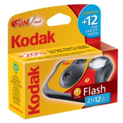 Kodak Fun Saver Flash 27 12poses Unité