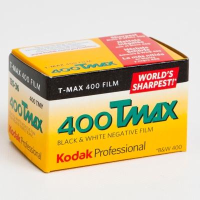 Kodak T Max 400 135 36 poses Kodak Express Grands Boulevards Paris 2