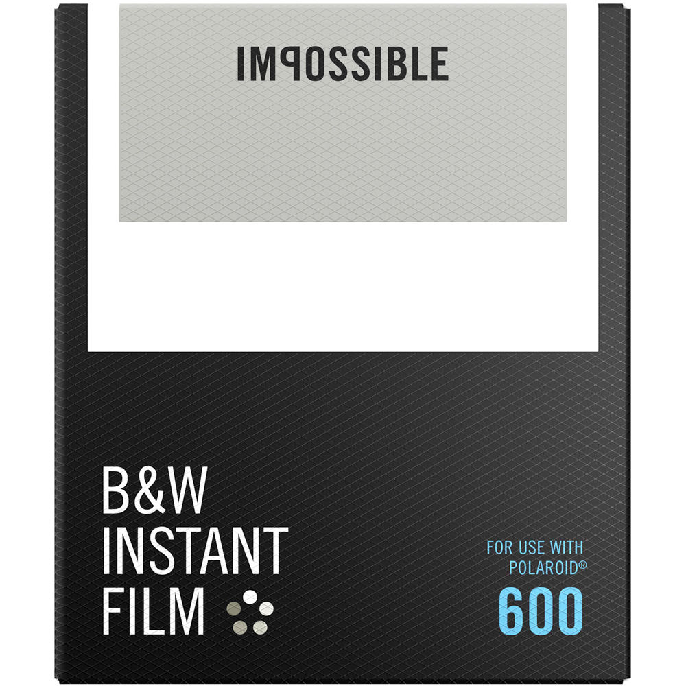 impossible_bw instant film Kodak express