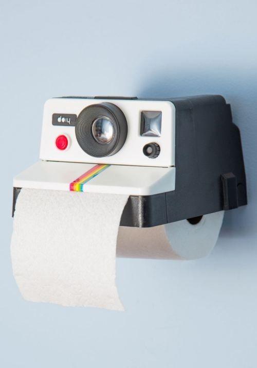 polaroid distributeur de PToilette Kodak Express