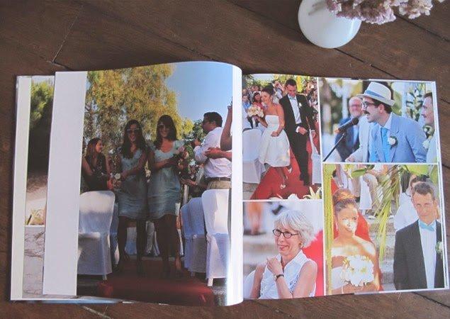 Livre photo mariage kodak Express Grands Boulevards