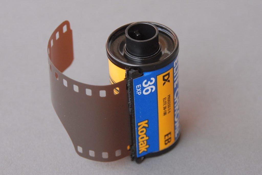Pellicule photo à Paris Kodak Express