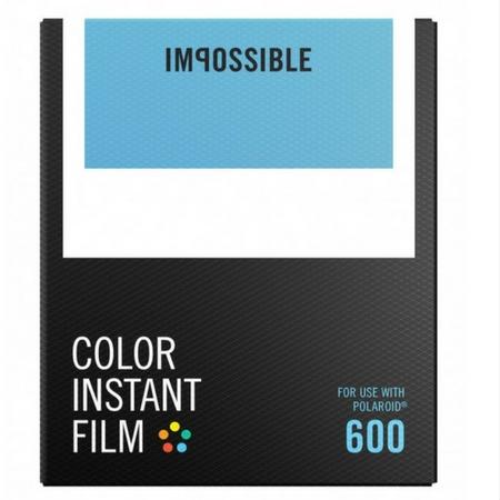 Impossible film couleurs Paris Kodak Express Grands Boulevards