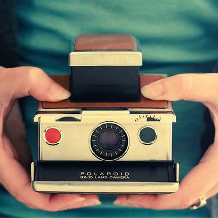 Polaroid Paris Vintage Kodak Express Grands Boulevards