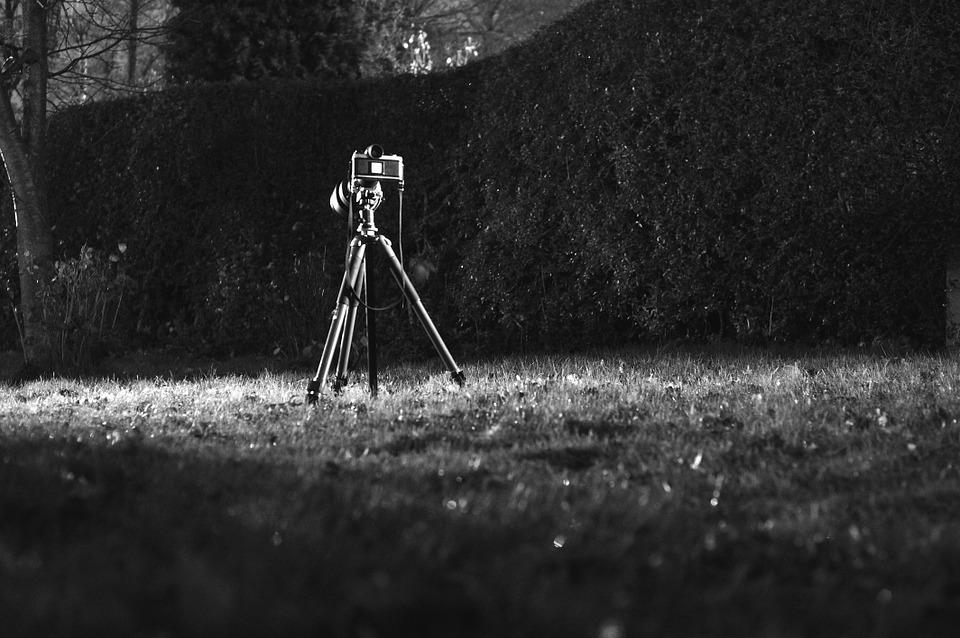appareil photo avec trépied Paris Kodak Express