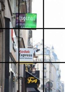 Kodak Express Paris centre Boutique photo