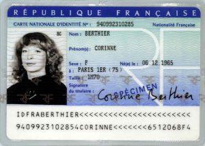 Photos carte d'identité Paris Kodak Express