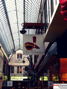 Passage Jouffroy Kodak Express Grands Boulevards Paris