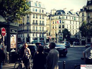 Grands Bouedlvards en Photo Paris Kodak Express