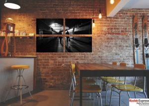 Panneau de montage photo Kodak Express Grands Boulevards