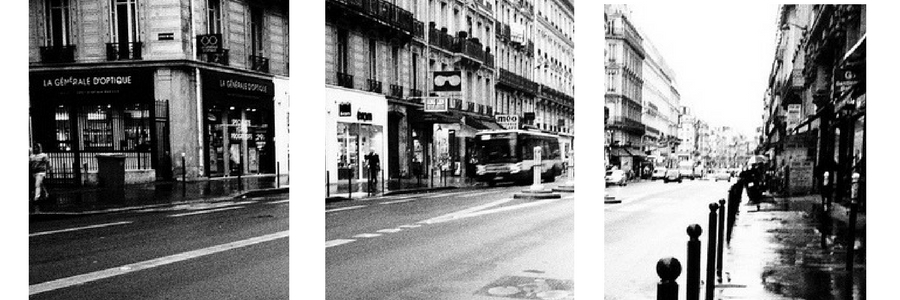 Panneaux de montage photo Kodak Express Grands Boulevards Paris 9