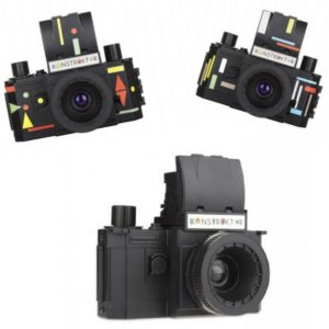 Konstruktor F DIY Lomomgraphy Kodak Express Grands Boulevards