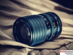 Objectifs appareil photo en vente Kodak Express Grands Boulevards