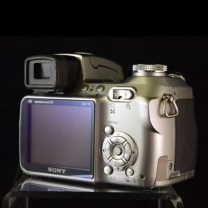 Sony Cyber Shot DSC H1 occasion appareil photo numérique