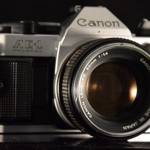 CANON AE1 PROGRAM