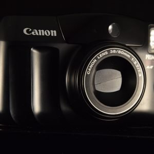 APPAREIL PHOTO OCCASION ARGENTIQUE CANON BF TWIN