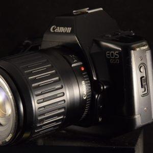 APPAREIL PHOTO ARGENTIQUE CANON EOS 650