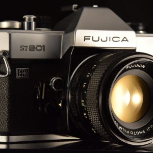 APPAREIL PHOTO ARGENTIQUE FUJICA ST801
