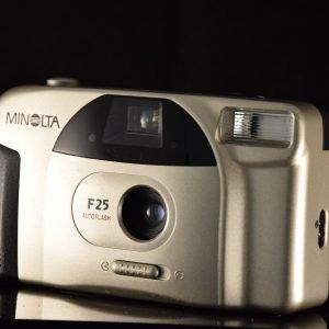 argentique-minolta-F25