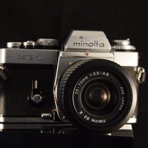 ARGENTIQUE d'occasion Minolta XE-1