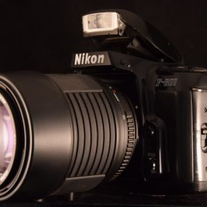 argentique-nikon-F601